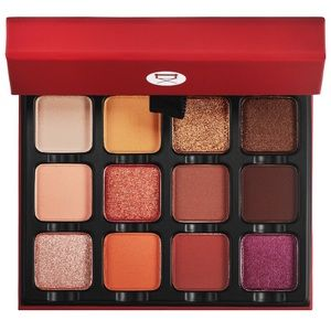 NEW IN BOX Viseart The Warm Edit gorgeous 12 pans